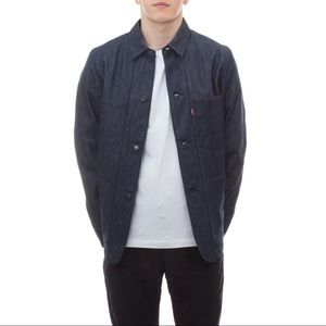 Levi's Men's Selvedge Denim Utility Coat